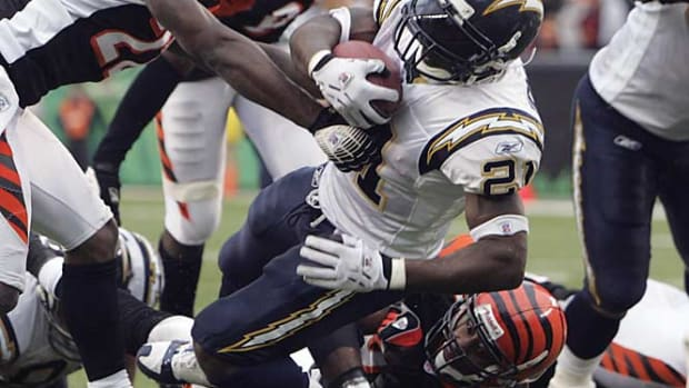 Chargers 49, Bengals 41