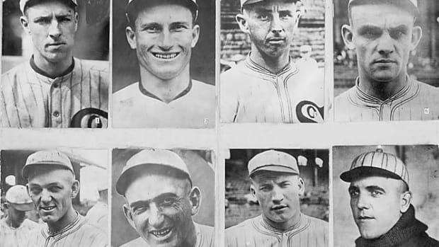 Black Sox scandal, 1919