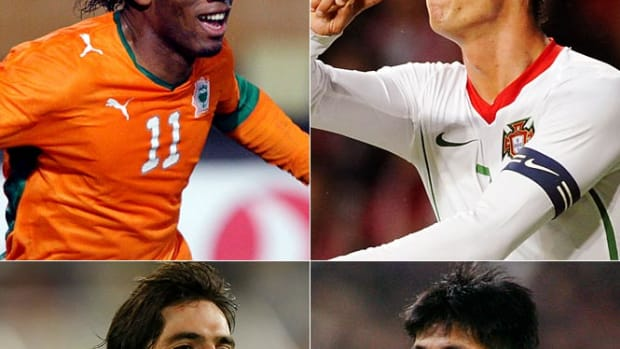2010   Group G   Brazil/North Korea/Ivory Coast/Portugal