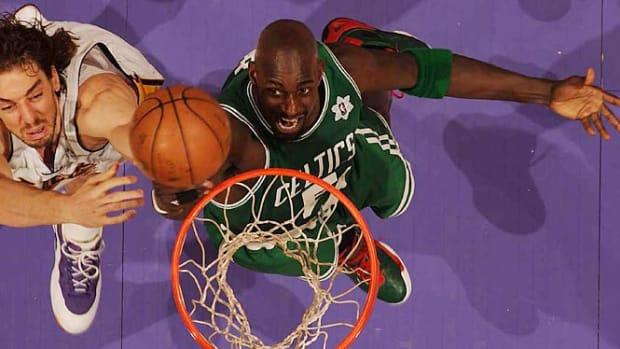 Celtics make history