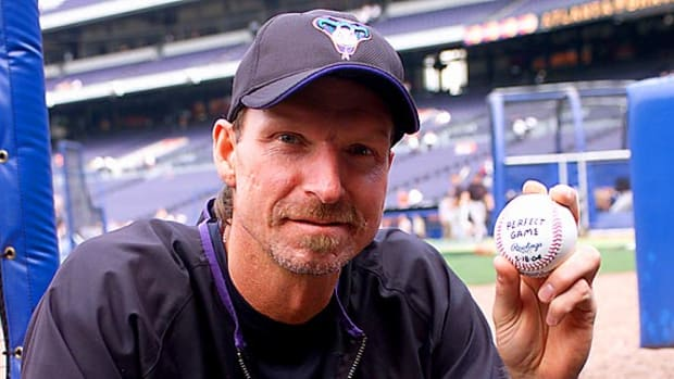 Randy Johnson | May 18, 2004