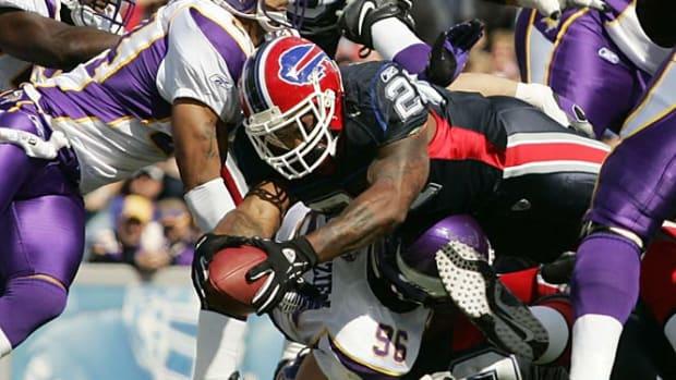 Bills 17, Vikings 12