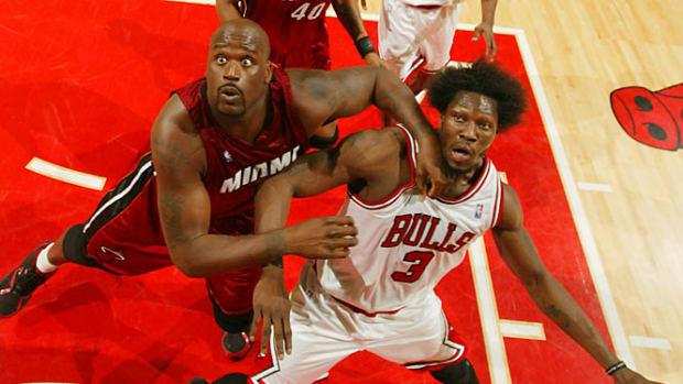 Bulls 96, Heat 91