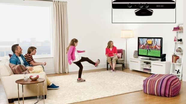 Get Kinect'd