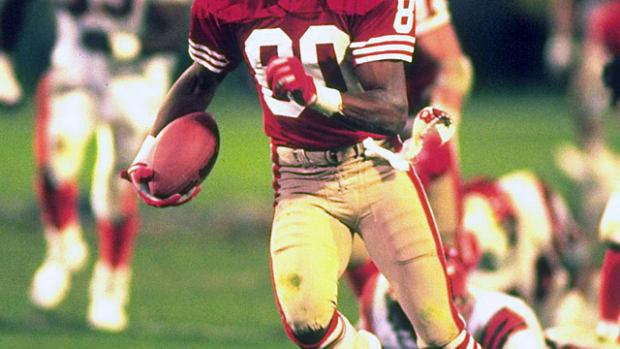 Jerry Rice (1985-2004)