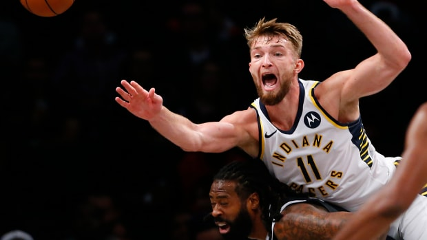 NBA DFS Daily Plays - Tuesday, 11/12 (DraftKings, FanDuel and Yahoo) Domantas Sabonis
