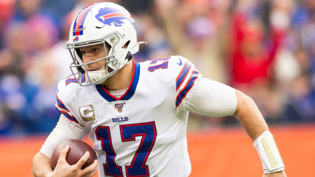 Fantasy Football: Week 11 QB Rankings From FullTime Fantasy - Josh Allen