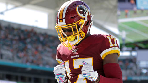 Fantasy Football: Week 11 WR PPR Rankings From FullTime Fantasy - Terry McLaurin