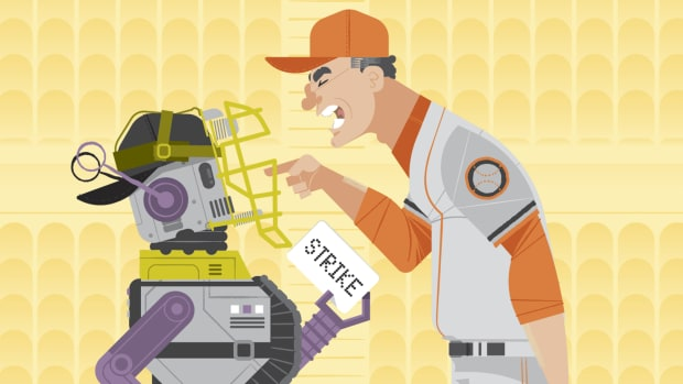 MLB Robo Umpires