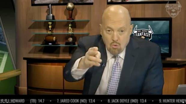 Jim Cramer's Bull Market Fantasy gives you weekly fantasy football and gambling advice