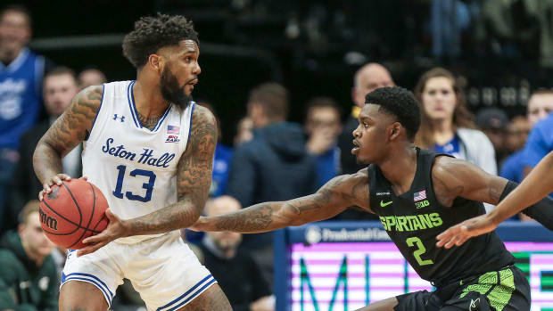 Myles Powell Seton Hall Michigan State