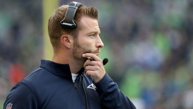 Sean McVay, Rams 2019 season