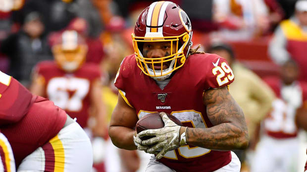 Fantasy Football Week 11 Sunday Superlatives - Derrius Guice