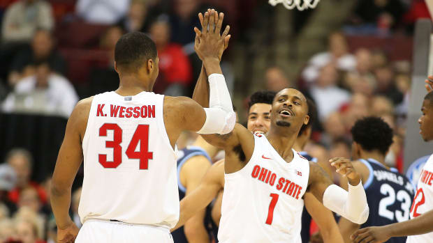 Ohio State basketball NCAA stock report