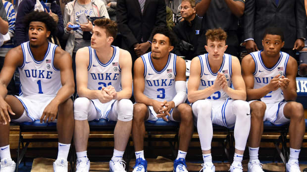 College Basketball Picks Duke 2k Classic 2019