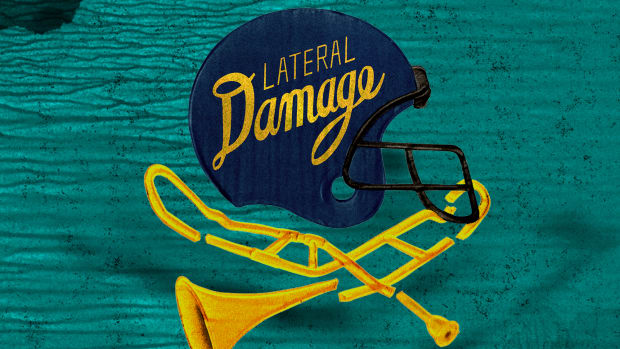 Lateral Damage Podcast: Saga after Cal-Stanford The Play