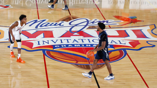 Maui Invitational 2019 teams bracket schedule