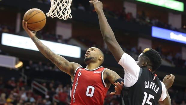 NBA DFS: Damian Lillard