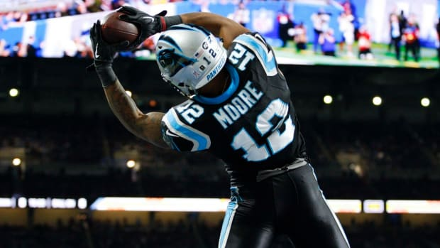 Fantasy Football: Week 12 WR PPR Rankings From FullTime Fantasy - D.J. Moore