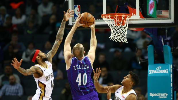 NBA DFS: Cody Zeller