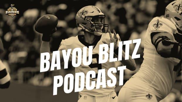 Bayou Blitz  Saints-Panthers