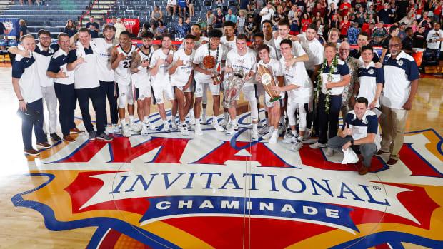College basketball picks predictions Maui