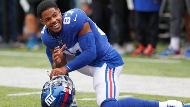 Fantasy Football: Sterling Shepard Week 13
