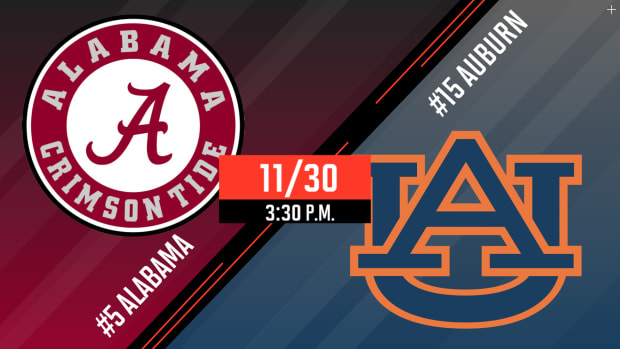 CFB RIVALRY IRON BOWL STILL