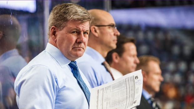 Bill Peters wrote a letter to GM Brad Treliving on his racist remark accusations.