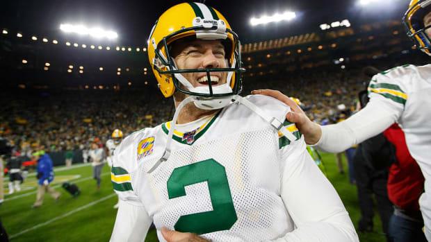 Fantasy Football, Green Bay Packers Mason Crosby