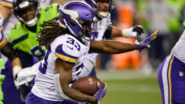 Dalvin Cook Exits Game Injury