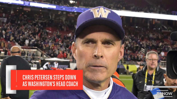 Assessing Chris Petersen's Legacy After Stepping Down as Washington's Coach