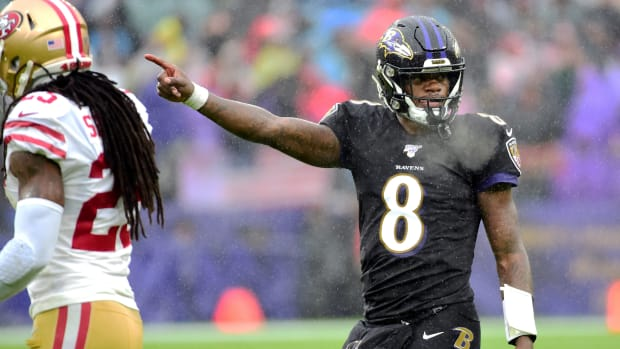 Tim Ryan suspended for Lamar Jackson comment