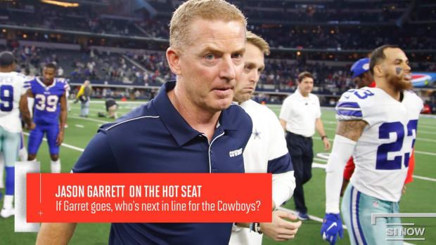Jason Garrett's Seat Gets Only Hotter After Cowboys Loss To The Bills