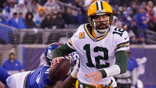 Fantasy Football: Aaron Rodgers Week 14