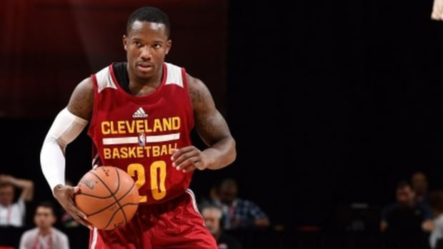 During summer league, Felder averaged 15.3 points and 3.9 assists in 7 games with the Cavs.