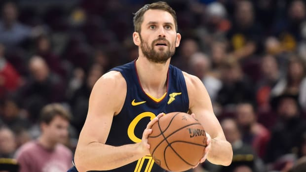 Kevin Love Open Trade Cavs