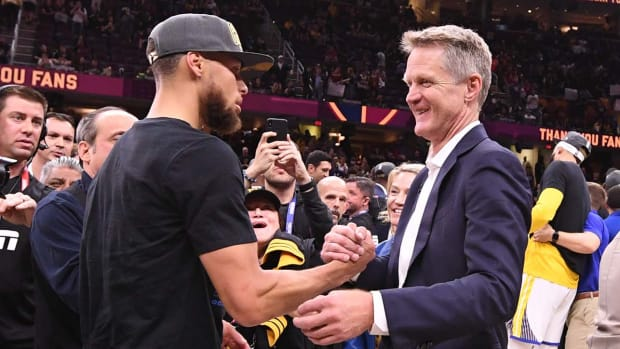 Steve Kerr Warriors Comments Knicks Firing Fizdale