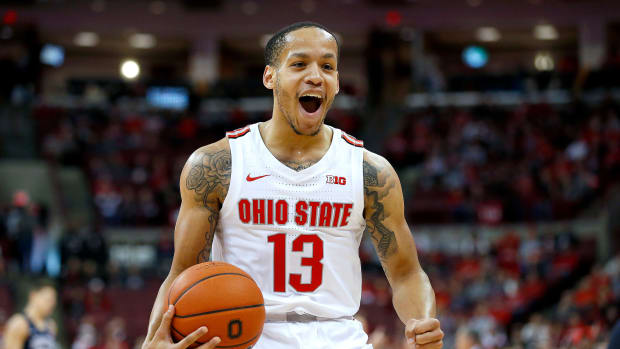 College basketball rankings Ohio State