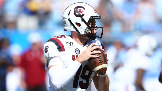Jake Bentley Utah Transfer South Carolina
