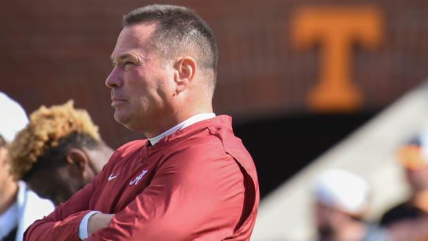 Butch Jones College Football Rumors Coaching