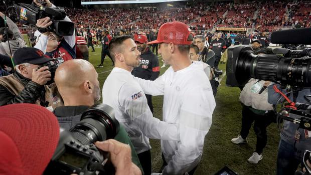Kyle & LaFleur © Stan Szeto-USA TODAY Sports