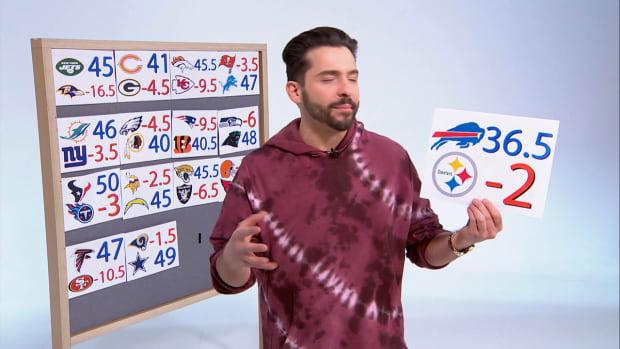 Bills Steelers