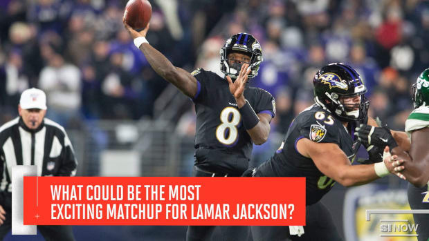 Lamar Jackson is the MVP in More Ways Than One