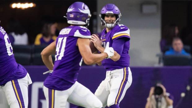 Kirk-Cousins-Vikings-Betting-Preview