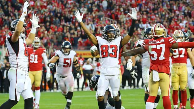 Falcons 49ers