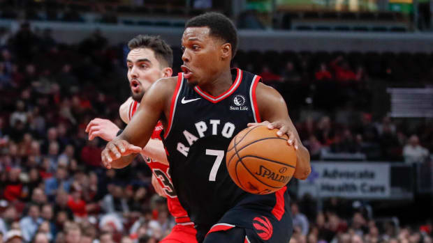 NBA DFS 12/16 Monday Kyle Lowry