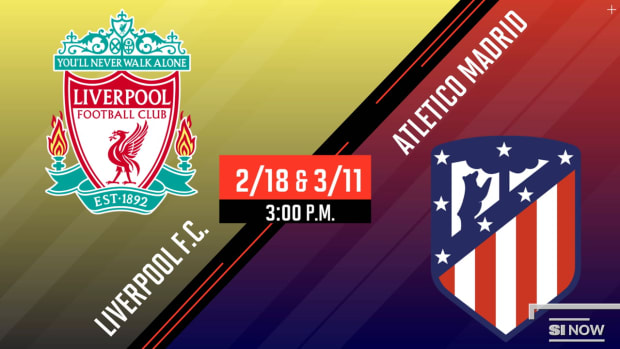 Athletico Madrid Could Be Liverpool's Achilles Heel in Champions League Round of 16