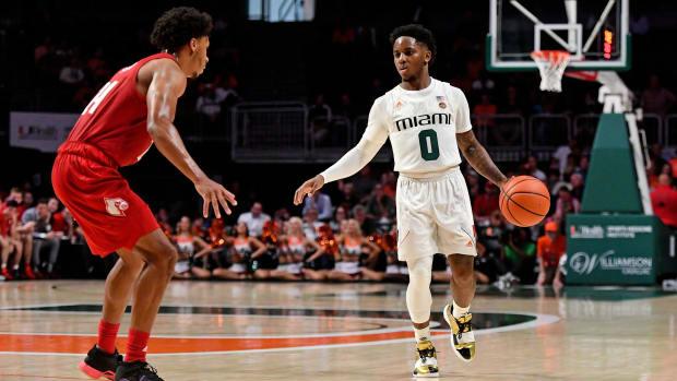 chris lykes miami basketball