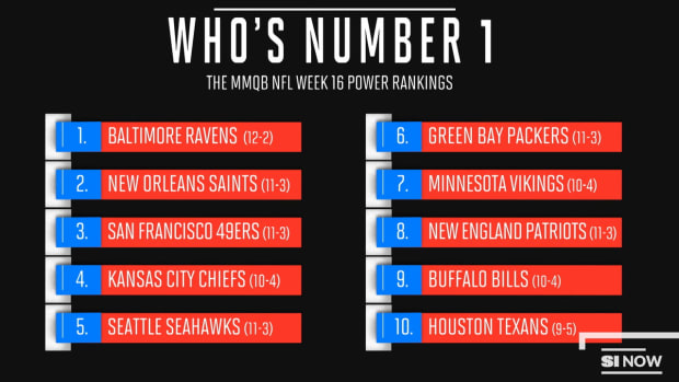 NFL POWER RANKINGS SAINTS CHIEFS